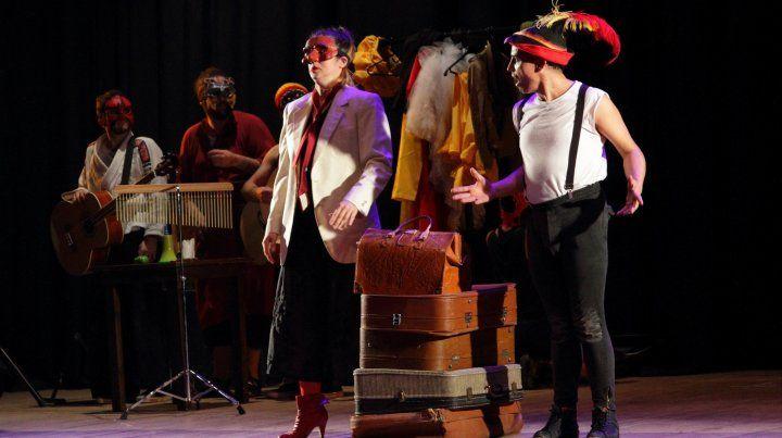 Teatro del Bardo fue distinguida por su trayectoria  en la región