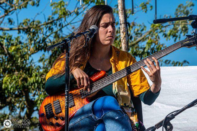 Emilia Cersofio tocará hoy en la Casa de la Cultura