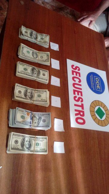 Asalto al exdiputado: encontraron los dólares robados