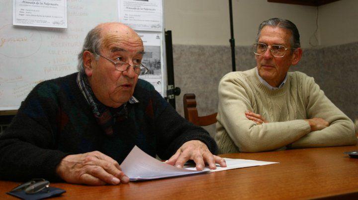A un mes de la muerte de Mario Alarcón Muñiz