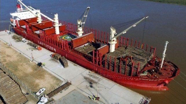 Suman capacidad operativa al puerto de Ibicuy con la anexión de 100 hectáreas