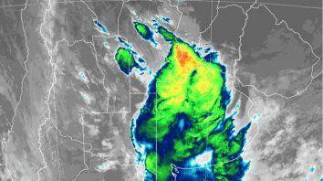 rige alerta meteorologico por tormentas fuertes