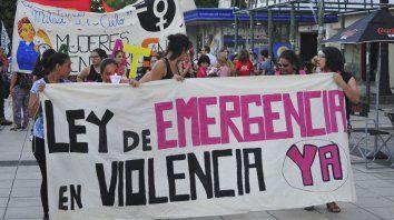 alarmantes estadisticas sobre violencia de genero en la provincia