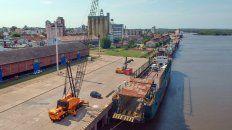 exportaran colza en contenedores desde concepcion del uruguay