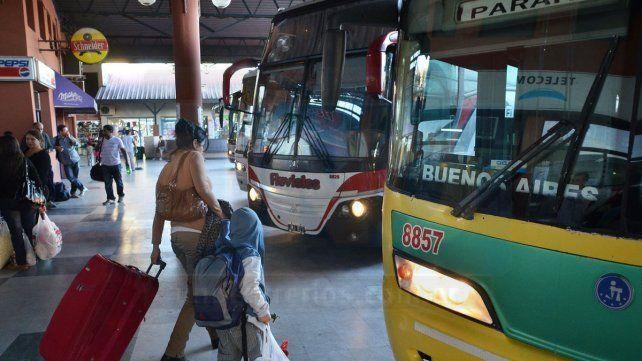 Viajar a Buenos Aires en colectivo será más caro a partir del próximo domingo