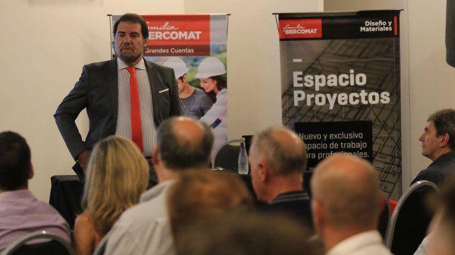 Zuchovicki es secretario de la Federación Iberoamericana de Bolsas.