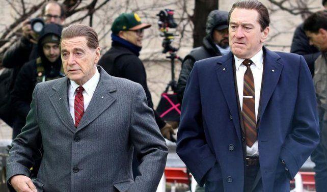 Un crimen sin resolver reunió a tres de las más grandes estrellas del cine