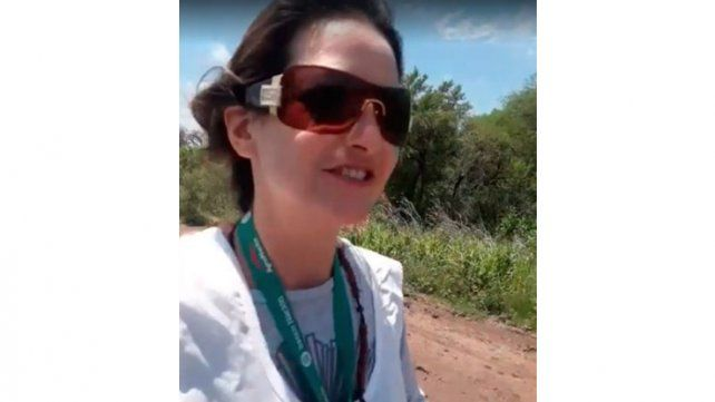 Pesar y duelo en escuelas por la docente fallecida en accidente en ruta 20