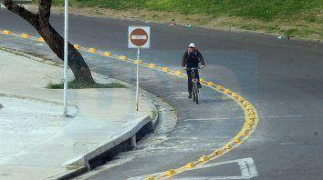Por ciclovías en la cuna de campeones