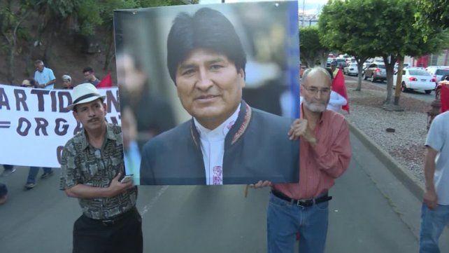 Agrupación peronista repudia el golpe a Evo