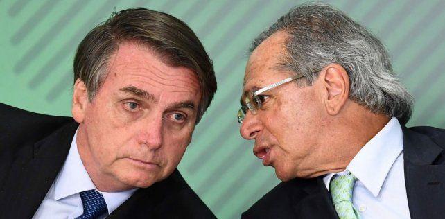 A Bolsonaro un golpe de Estado no le resulta nada desubicado para Brasil