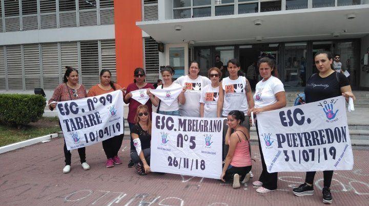 Reclamaron celeridad en causa por abusos en la escuela Belgrano