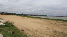 parana sin playas publicas al menos en el arranque de la temporada de verano