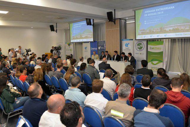 La Provincia promueve la generación de energía por intermedio del biogás