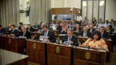 por unanimidad, el senado entrerriano aprobo el presupuesto para 2020