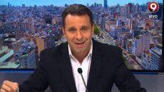 canal de tv echo a un famoso periodista por malos tratos