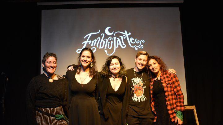 Invitan a Embrujarte, una propuesta cultural con fines solidarios