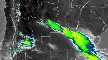 alerta meteorologico incluye a entre rios