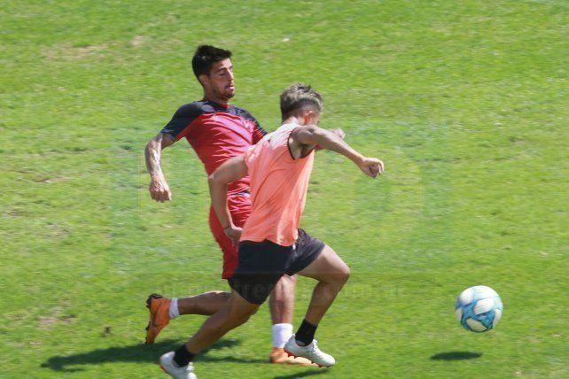 Briñone jugará nuevamente ante San Lorenzo