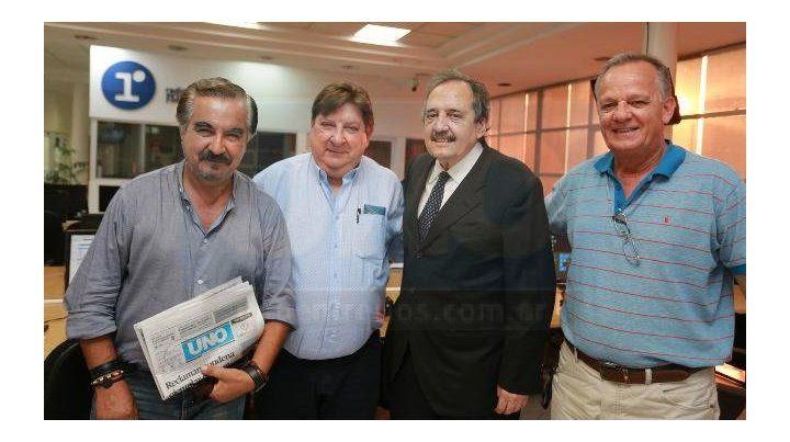 Alfonsín trata de rearmar el radicalismo