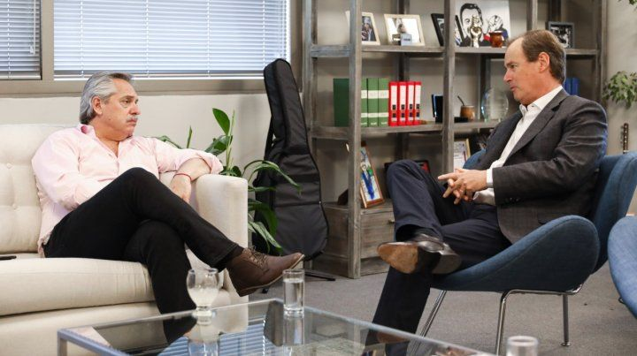 El presidente electo y Bordet acordaron temas prioritarios para Entre Ríos