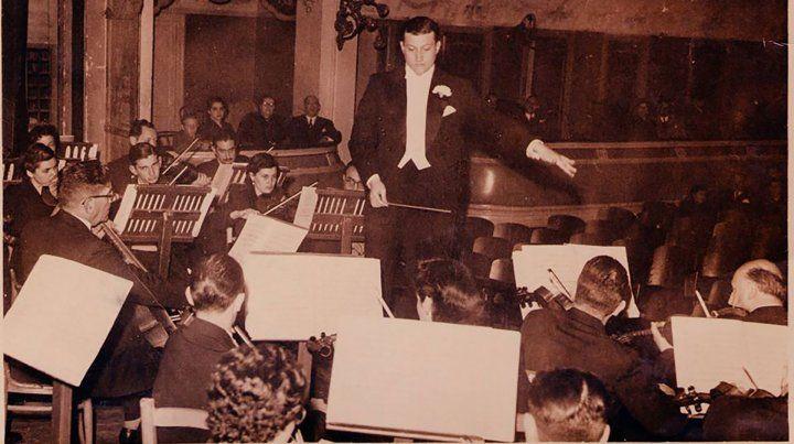 La Orquesta Sinfónica de Entre Ríos rendirá homenaje al maestro Pedro Calderón