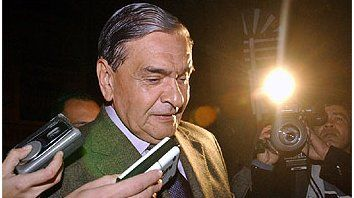 murio julio nazareno, expresidente de la corte