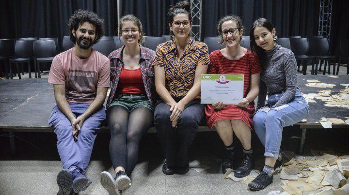 Así concluyó el ciclo de veladas artísticas Premios Escenario 2019-La Peña