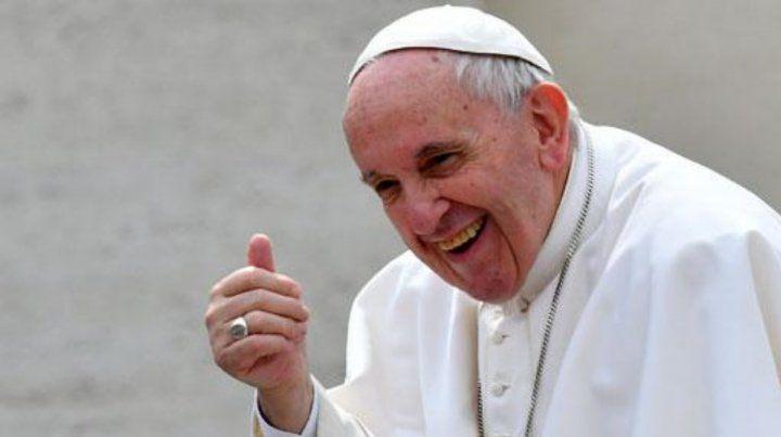 El papa Francisco se sometió a una cirugía hace algunos meses