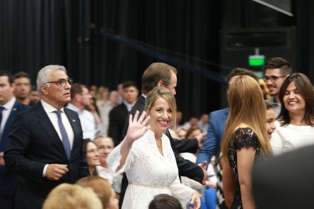 Bordet confirmó más funcionarios de su segundo gobierno