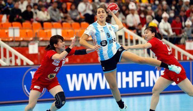 Argentina logró el primer triunfo en Japón