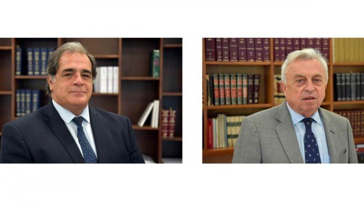 Martin Carbonell y Reynaldo Carlomagno son los nuevos presidente y vice del STJ