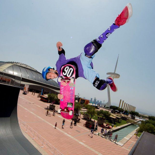 Danza de millones de dólares en los World Skate Games