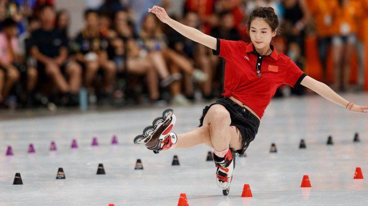 Todos los deportes del patinaje.
