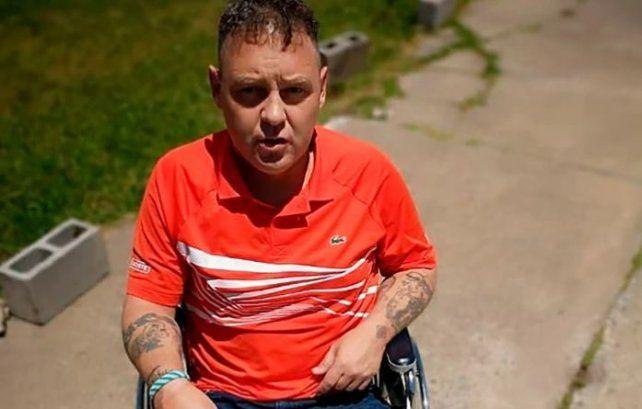 El Pepo sufrió un serio accidente mientras jugaba al fútbol en la cárcel