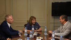 empresarios de turismo se reunieron con bahl