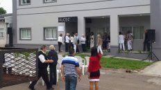 alcec uruguay inauguro un hogar de transito para 90 personas