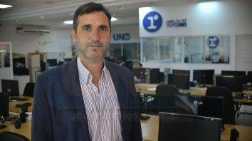 El director general de Fiscalización de la Secretaría de Producción de Entre Ríos, Félix Esquivel promocionó la actividad que se realizará este sábado