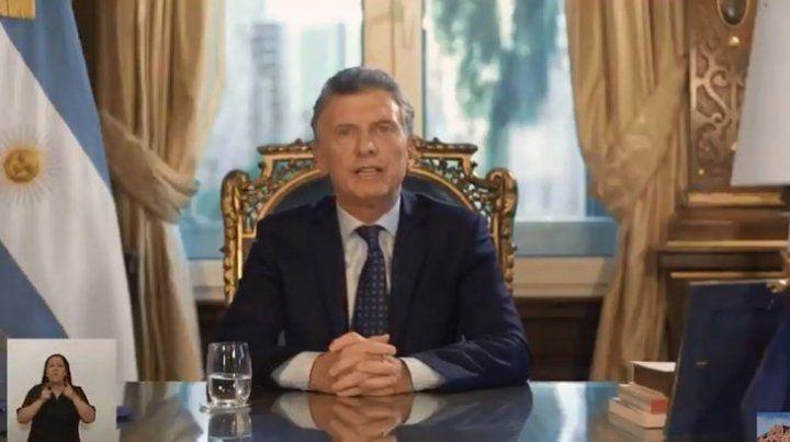Macri: No hay más lugar para los liderazgos mesiánicos