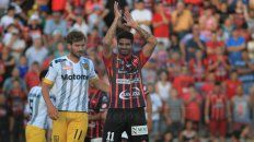 Jara fue clave en varias campañas de Patronato. En 2015 llegó a Primera División tras vencer a Santamarina.