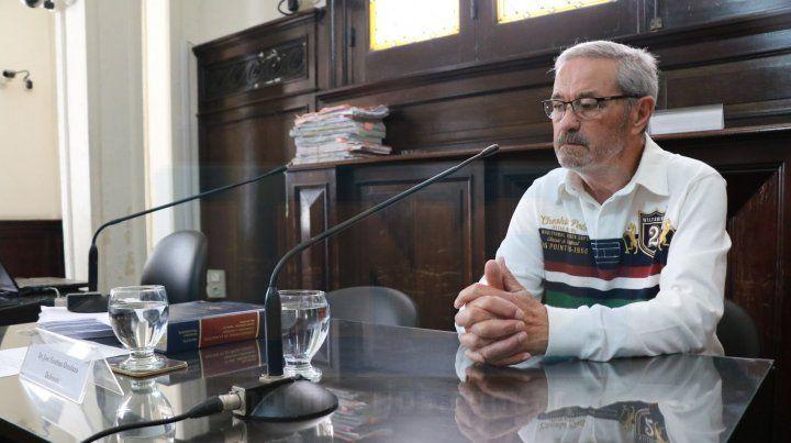 El expolicía Céparo fue condenado a 12 años de prisión