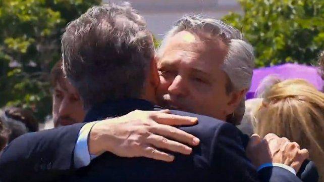 Macri y Fernández, juntos en Luján