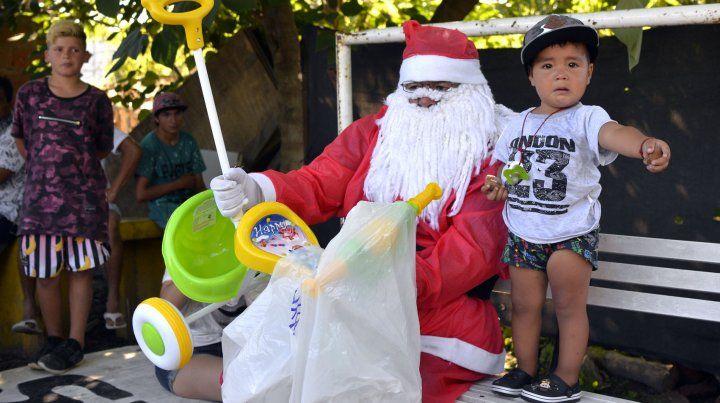 Campaña de Suma de Voluntades para niños humildes