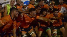 Los chicos de Tucumán con toda la gloria.