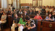 juraron nuevos senadores y senadoras provinciales