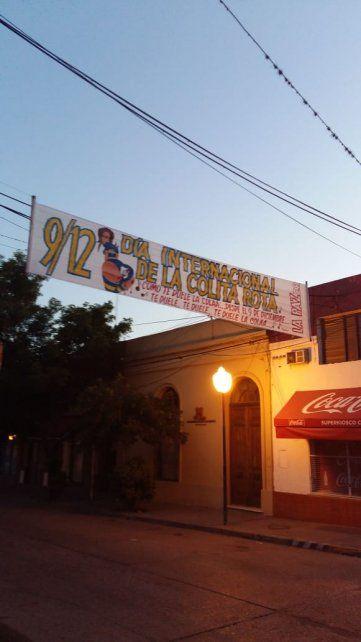 El cartel de La Paz.