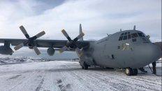 un avion militar desaparecio en el sur de chile con 38 pasajeros