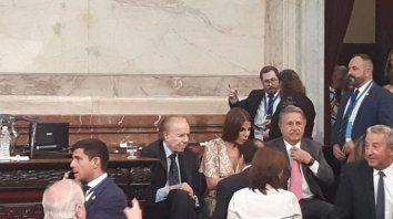 las perlas dentro del congreso