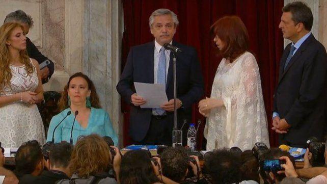 Para poner a la Argentina de pie, el proyecto debe ser propio y dictado por nosotros