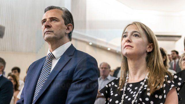 Adán Bahl y Andrea Zoff se hacen cargo de Paraná